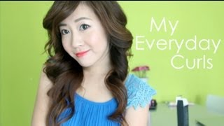 My Everyday Curls (Inspired By Jessica SNSD)