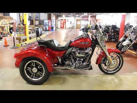 2018 Harley-Davidson Freewheeler® in New London, Connecticut - Video 1