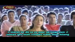 Chaha hai tujhko ost 'Mann' 1999 Aamir Khan . Manisha Koirala