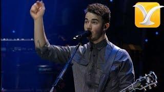 Jonas Brothers - Let's Go  - Festival de Viña del Mar 2013