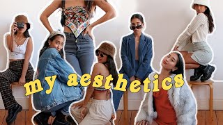 All My Aesthetics Because Im Having An Identity Crisis | My Style Lookbook