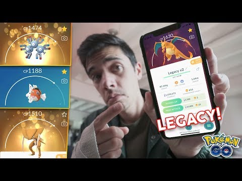 BEST LEGACY MOVES IN POKÉMON GO (aka What I Want to Trade at Pokémon GO Fest)