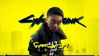 How To Create Cyberpunk 2077 Style Picture In Photoshop P.1 | Tutorial.