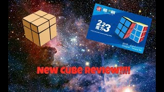 Hello cube and mofang ge 2x2x3 Review!