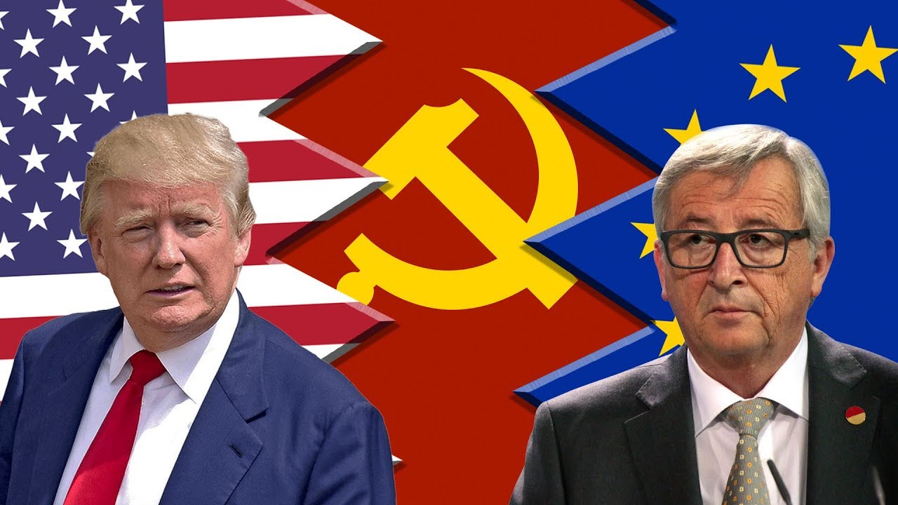 Will China Cause US-EU Breakup? thumbnail