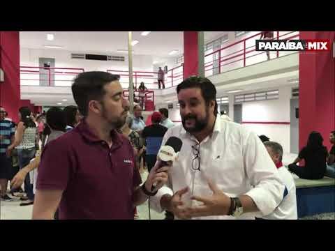 Presidente do PSB destaca atuação de Couto, Ricardo e Dilma pela Escola Técnica de Serra Branca