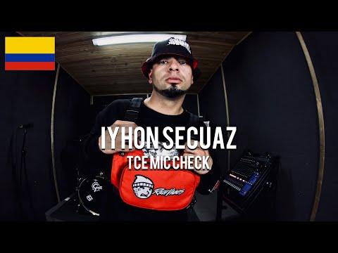 Iyhon Secuaz - Fariceos ( Feat. DJ Deportado ) [ TCE Mic Check ]
