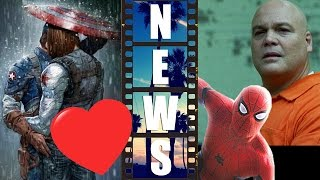 #GiveCaptainAmericaABoyfriend, Kingpin for Spider-Man Homecoming? - Beyond The Trailer