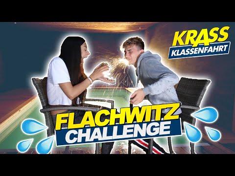 WER schafft es NICHT ZU LACHEN ? 👅💦 Flachwitz Challenge🤣 - mit Keksetv   Maryam Ilenez