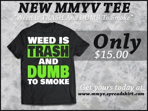 [ATPLore] Weed is Trash and Dumb to Smoke
