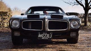 Pontiac Firebird – Amerykański sen w UK