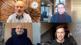 Anton Winter, Maurizio Degiacomi und Paul Kircher