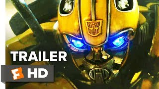 Bumblebee Teaser Trailer #1 (2018)   Movieclips Trailers