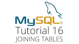 MySQL tutorial 16 - joining many tables