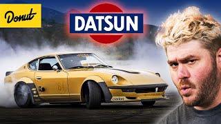 DATSUN: Nissan's American Origin Story | Up To Speed