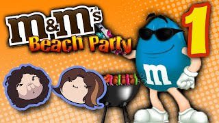 M&M's Beach Party: 50 Shades of Glitch - PART 1 - Game Grumps VS