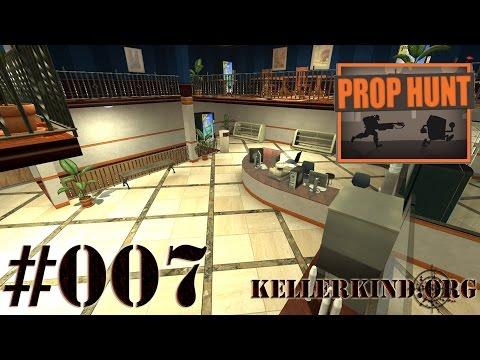 Prop Hunt #7 – Wir eröffnen ein Restaurant ★ Let's Play Garry's Mod: Prop Hunt [HD|60FPS]