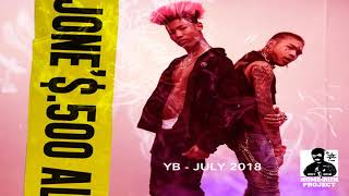 NO OK   YB | | JONE 500 HOME RUN PROJECT 2017   2018