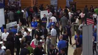 The Career Fair Experience