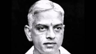 Kannanai Kanbatheppo-Ragamaligai - GN Balasubramaniam  - 78 RPM