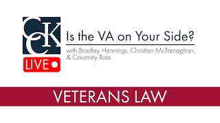 Is the VA on Your Side? (Is the VA non-adversarial?)