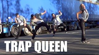 Fetty Wap - Trap Queen #DanceOnTrap