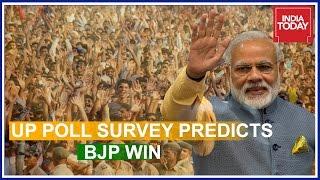 India Today  Axis Pre Poll Survey Predicts BJP Victory In Uttar Pradesh  Part 1