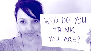 Shannon Curtis - Who Do You Think You Are?