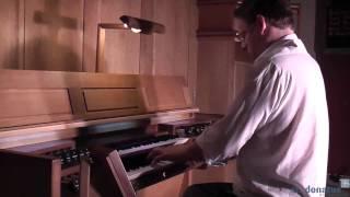 Star Trek auf Orgel - Kantor Ralph Leinen