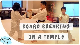 Shotokan Karate in Tokyo: Experiencing Japanese Martial Arts in a Japanese Temple | Airbnb Tokyo