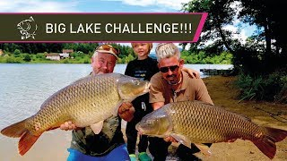 The Big Lake Challenge   Steve Briggs