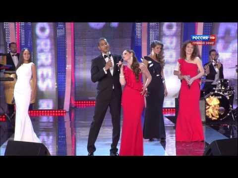 Roberto Kel Torres & Сопрано 10 ''Посмотри, какая красивая'' Новая Волна 2014  HD 1080i