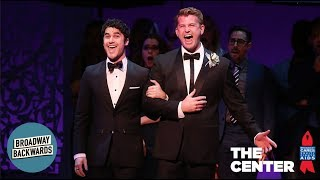 Darren Criss Getting Married Today - Broadway Backwards 2019
