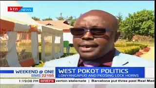 Pokot South MP David Pkosing accuses West Pokot Governor John Lonyangapuo of abuse of office