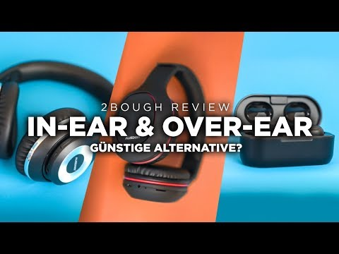 Günstige In-Ear & Over-Ear KOPFHÖRER für euch #Gewinnspiel