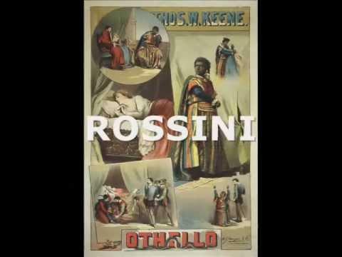 Cecilia Bartoli - Rossini - Otello - Assisa a' piè d'un salice...
