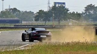 Best Sounding Porsche 911 Carrera? (991.2) Kline Exhaust - Flat Out On Track
