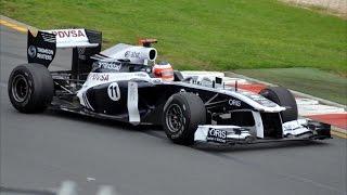 Dokumentárny film Technológia - Megatovárne: Williams F1