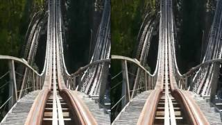 Onride Pegasus Efteling in 3D SBS (vr-bril)