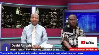 GWAC Online Sunday Service | David Amoah Ministries