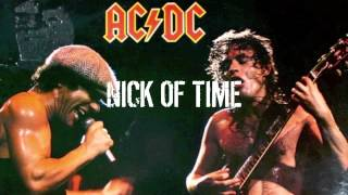 AC/DC - Nick Of Time (Live)