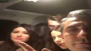 Paramparça [Kamera Arkası-2] Erkan Petekkaya - Nurgül Yeşilçay - Leyla Tanlar
