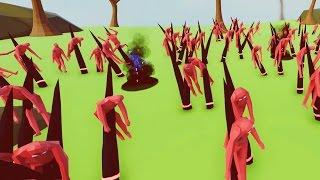TABS - Killing the Darkpeasant! - Totally Accurate Battle Simulator Sandbox