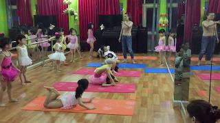Lớp học múa cho bé . Số 01 - Ngõ 123 -trung kính - Cầu giấy hà nội - Musicsoul.vn - 09 72 74 70 76