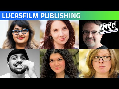 Lucasfilm Publishing | Stories from a Galaxy Far, Far Away