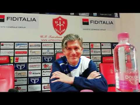Mister Pavanel pre Gubbio - Triestina