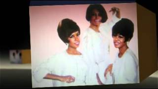 DIANA ROSS and THE SUPREMES you gave me love
