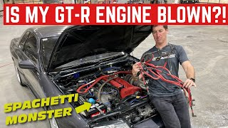 Is The Engine BLOWN In My New NISSAN Skyline GT-R?