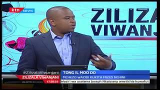 Zilizala Viwanjani: Mchezo wa Tong Il Moo Do - Januari 25,2017
