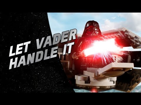 Let Vader Handle It - LEGO® Star Wars™ Battle Story